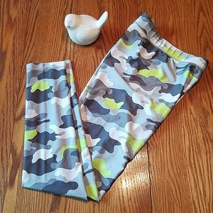 Justice camo pants
